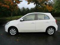 2011 Nissan Micra Acenta Hatchback Petrol Manual