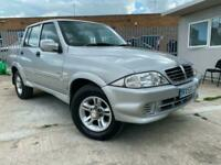 2005 SsangYong Musso 290S