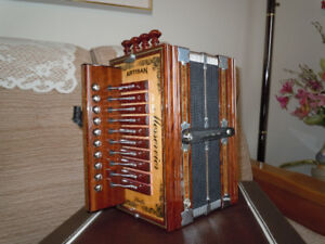 Accordéon Messervier Artisan Studio