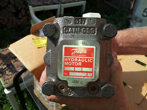 moteur hydraulicneuf