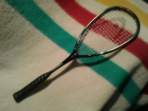Head and Pro Kennex squash racquets - assorted
