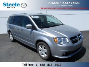 2017 DODGE GRAND CARAVAN Crew Own for $162 bi-weekly with $0 dow