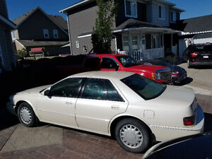 1993 Cadillac Seville STS Other