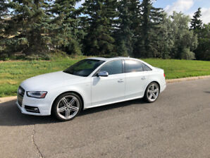 2013 Audi S4 with ONLY 82,300 kms