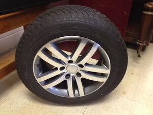 Cayenne Porsche All Season Tires and Rims London Ontario image 1