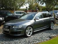 2009 Audi RS6 Avant 5.0TFSI V10 Tiptronic 570 BHP