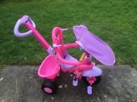 Mothercare Smart Trike Pink