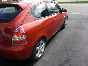 2007 Hyundai Accent Sports Model Hatchback