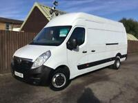 Vauxhall Movano L4H3 XLWB TWIN WHEEL ( 125ps ) RWD 3500..LOW MILES..