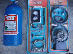 BRAND NEW GM NITRIOUS OXIDE COMPLETE SEALED KIT #NOS 05151