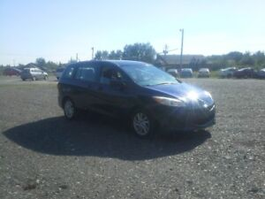 2012 MAZDA 5 !! FAMILY VAN !! CLEAN !! A/C BLOWS COLD !!