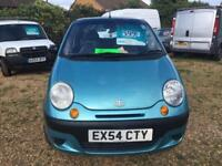 2004 Daewoo Matiz 0.8 Xtra VERY LOW MILEAGE