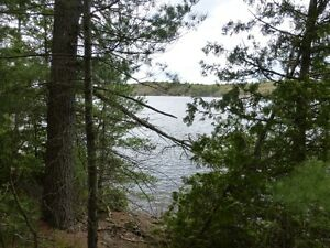 Kennebec Lake, Arden, ON, Waterfront building lot