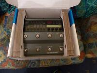 TC ELectronics Nova System - multi fx - guitar effects pedal