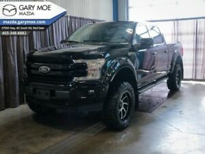2018 Ford F-150 Lariat-Liftied-Tires&Rims  - Leather Seats - $37