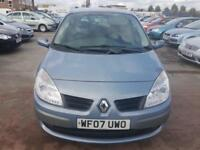 2007 Renault Scenic 1.6 VVT ( 111bhp ) Dynamique year mot part ex to clear