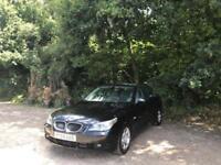 2005 54 BMW 5 SERIES 2.5 525D SE 4D 175 BHP DIESEL