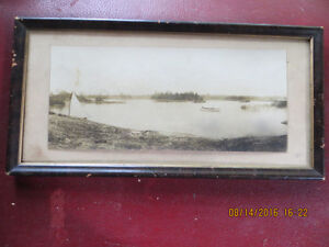 """Original Vintage Photo by Cope Thesalon """"Ducking on the Marsh"""""""
