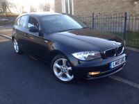 2010 10 BMW 118d SPORT COMPANY OWNED FDSH LONG MOT PX WELCOME 120d m sport