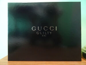 Gucci Guilty EAU Set for Men Fragrance.