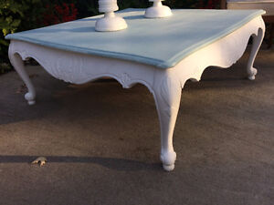 Perfect Queen Anne Style Coffee Table London Ontario image 2
