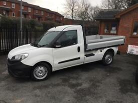 Fiat DOBLO 16V WORK UP MULTIJET pick up 2015 21k