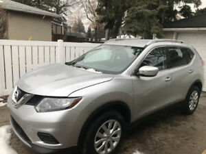Nissan Rogue 2014 for sale,only 39150 kms,ALL WHEEL DRIVE $15500