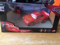 Lightning McQueen remote control car NEW