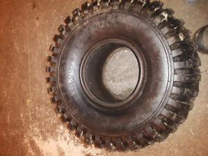 Three wheeler tire 22x11-8