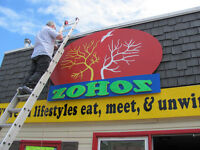 Wiarton -Painter to do indoor and outdoor painting
