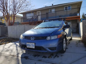 2006 Honda Civic Coupe AS IS