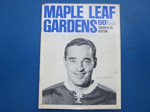 Vintage Maple Leaf Hockey Programs 1965-1966 London Ontario image 3