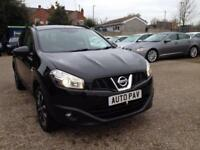 2013 13 NISSAN QASHQAI+2 1.6 DCI 360 IS PLUS 2 5D 130 BHP DIESEL
