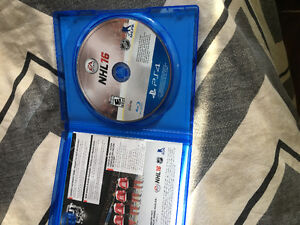 NHL 16 for PS4 great condition