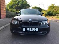 BMW 1 Series 2.0 116d 5dr Black