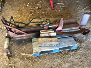 3pt. hitch Wood Splitter  for Tractor
