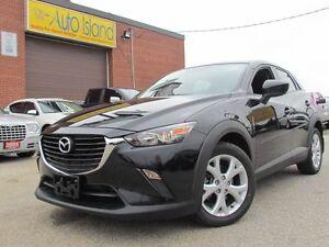 2016 Mazda CX-3 GX,AWD,Low KMs,Navigation,Rear Camera,Alloy