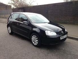 2008 Volkswagen Golf 1.9 TDI Match 5dr