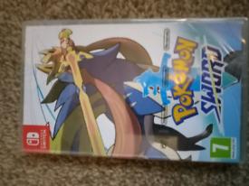 Pokémon sword brand new sealed switch game