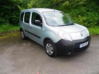 Renault Kangoo 1.6 16v Extreme Wheelchair Accessible Vehicle WAV