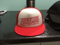 SNAP ON HATS AND TOQUES