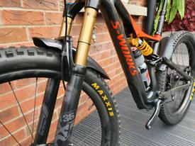 Specialized S-Works Stumpjumper..Carbon Trail Bike