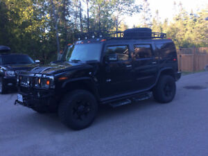 2005 HUMMER H2 Adventure Package SUV, Crossover