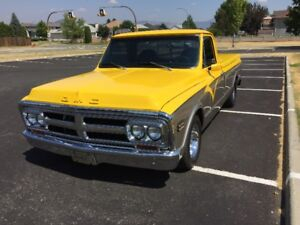 1972 GMC C-10 CUSTOM PICK UP