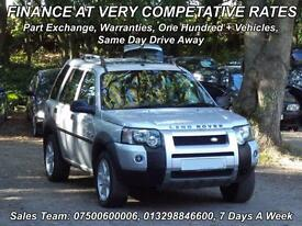 Land Rover Freelander 2.0Td4 2004MY HSE