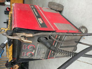 Lincoln Electric Power Mig 300