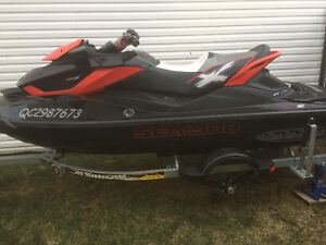 SEADOO RXT-X AS 2011 SEULEMENT 84 H