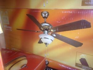 For sale - 4 new Milano ceiling fans - $75 each