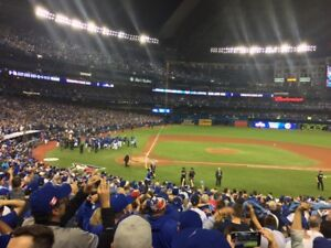 Toronto Blue Jays tickets for Aug and Sept games - Great seats!