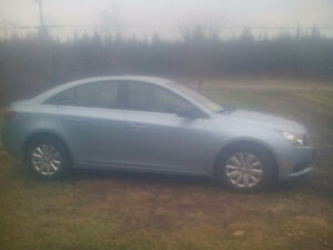 2011 Chevrolet Cruze Blue Other